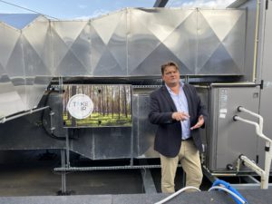 Jo Pannecoucke explains how the TakeAir and Renson system lets us breathe with confidence