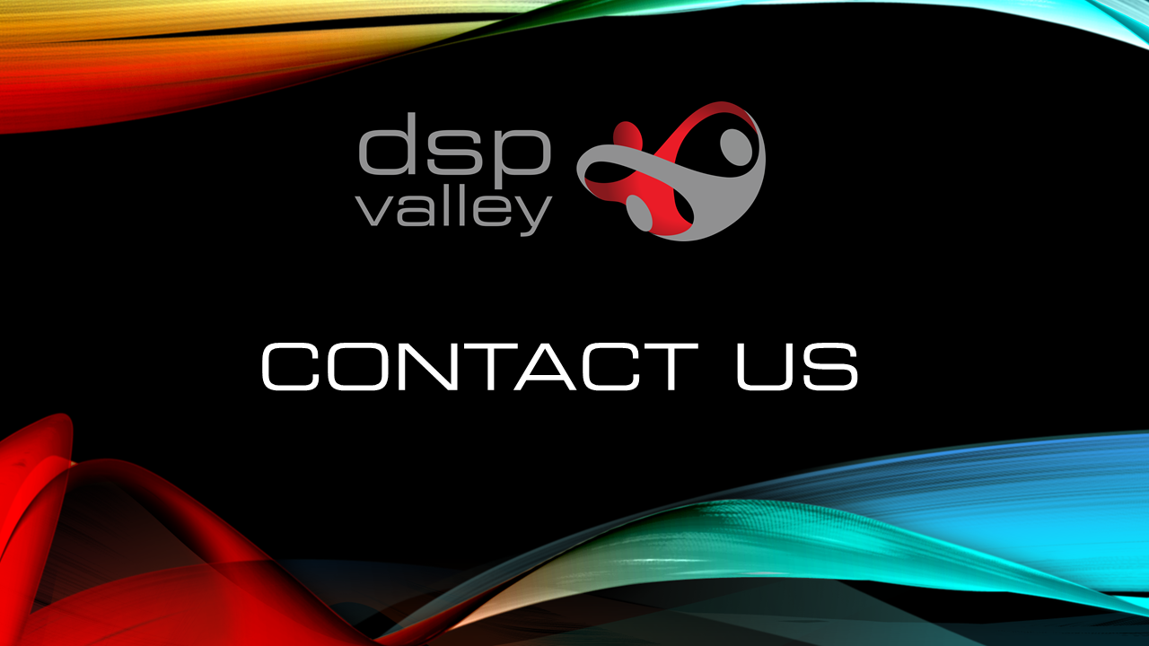 Contact DSP Valley